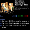 Monolithic Resource Storage thumbnail